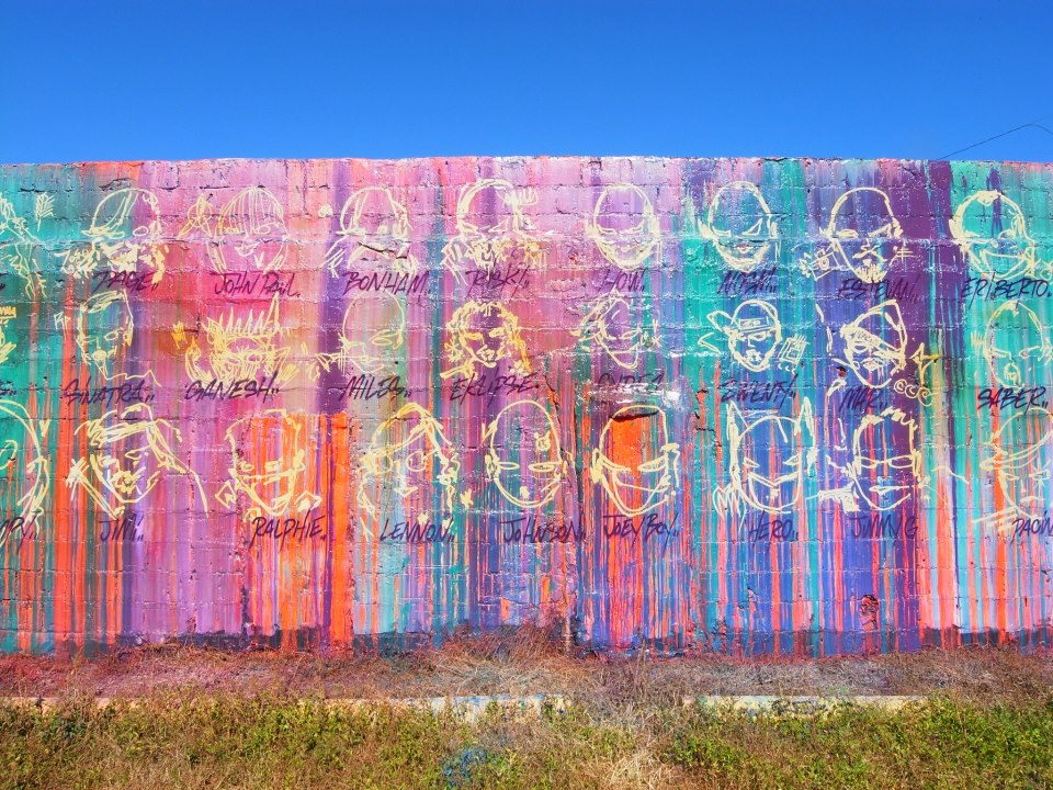 Gregory Siff mural