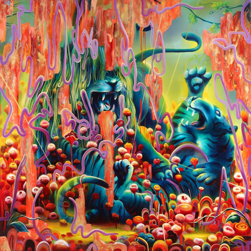 michael page feral creatures